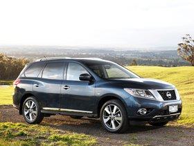 Ver foto 9 de Nissan Pathfinder Australia 2013