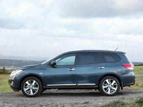Ver foto 7 de Nissan Pathfinder Australia 2013