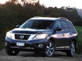 Ver foto 6 de Nissan Pathfinder Australia 2013