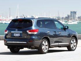 Ver foto 4 de Nissan Pathfinder Australia 2013