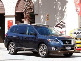 Ver foto 3 de Nissan Pathfinder Australia 2013
