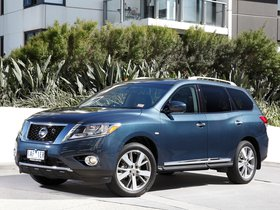 Ver foto 2 de Nissan Pathfinder Australia 2013