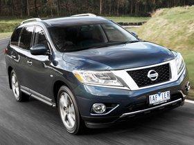 Ver foto 1 de Nissan Pathfinder Australia 2013