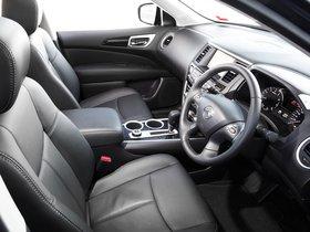 Ver foto 20 de Nissan Pathfinder Australia 2013