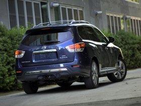 Ver foto 4 de Nissan Pathfinder Platinum R52 USA 2013