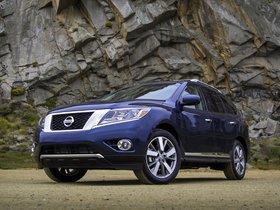 Ver foto 3 de Nissan Pathfinder Platinum R52 USA 2013