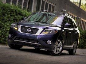 Ver foto 1 de Nissan Pathfinder Platinum R52 USA 2013