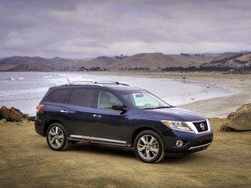 Ver foto 7 de Nissan Pathfinder Platinum R52 USA 2013