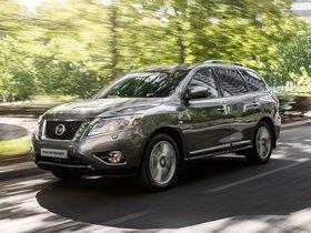 Ver foto 2 de Nissan Pathfinder R52 2014