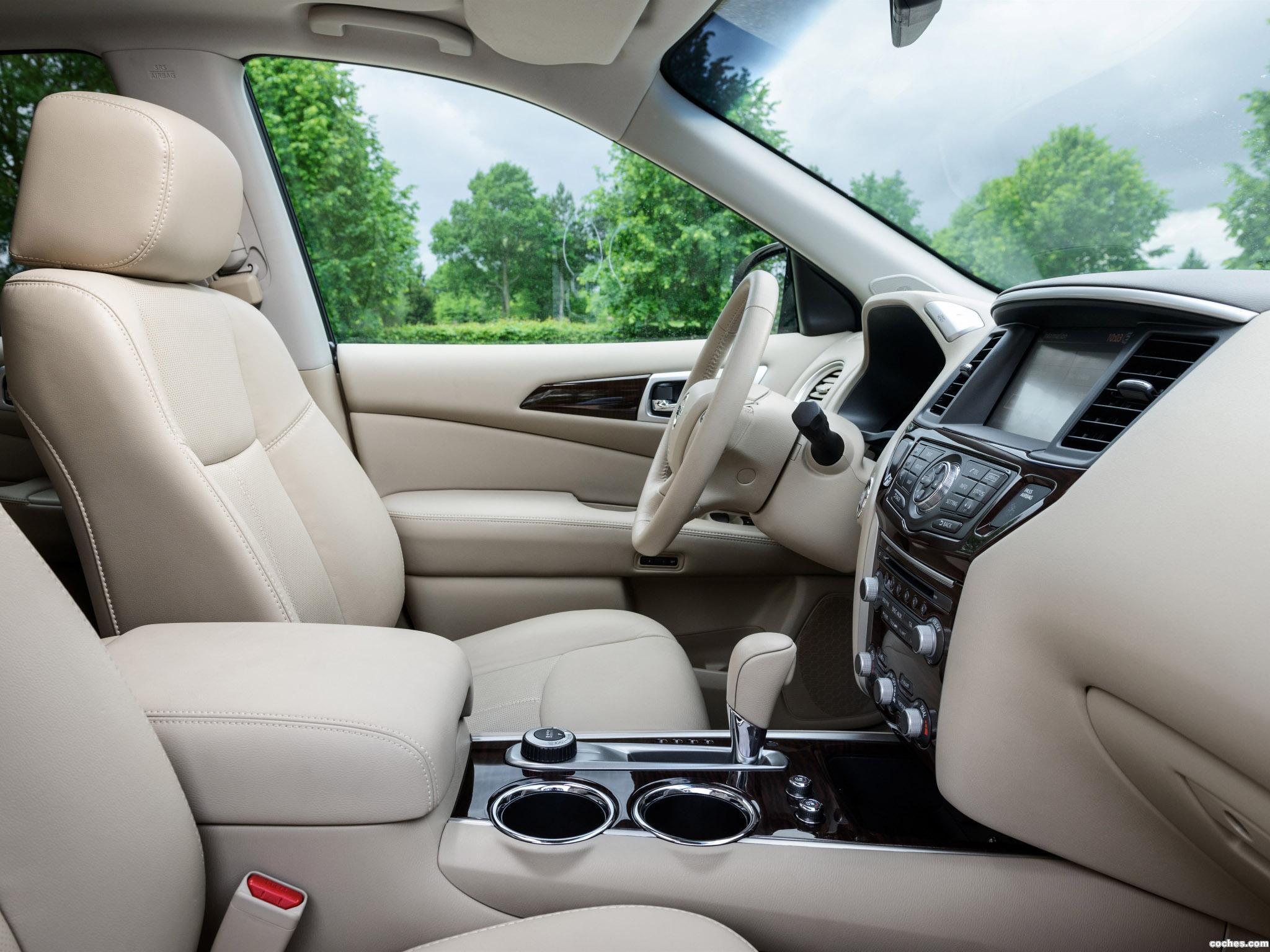 Foto 16 de Nissan Pathfinder R52 2014