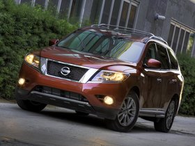 Ver foto 2 de Nissan Pathfinder R52 USA 2013