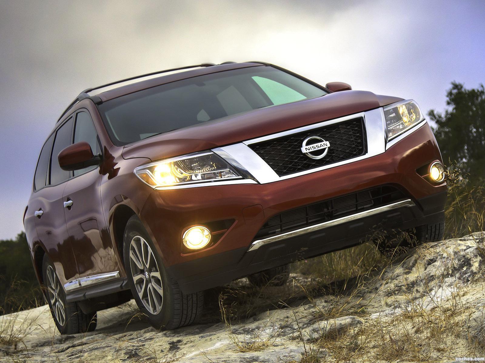 Foto 0 de Nissan Pathfinder R52 USA 2013