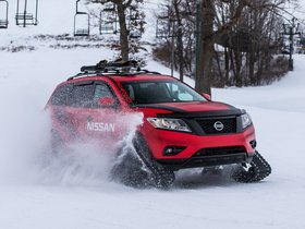 Ver foto 20 de Nissan Pathfinder Winter Warrior Concept  2016