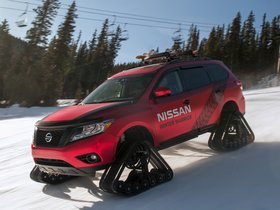 Ver foto 10 de Nissan Pathfinder Winter Warrior Concept  2016