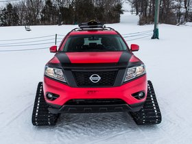 Ver foto 9 de Nissan Pathfinder Winter Warrior Concept  2016