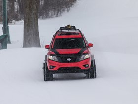Ver foto 8 de Nissan Pathfinder Winter Warrior Concept  2016