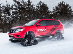 Ver foto 7 de Nissan Pathfinder Winter Warrior Concept  2016