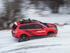 Ver foto 4 de Nissan Pathfinder Winter Warrior Concept  2016