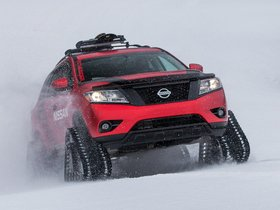 Ver foto 3 de Nissan Pathfinder Winter Warrior Concept  2016