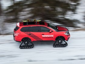 Ver foto 2 de Nissan Pathfinder Winter Warrior Concept  2016