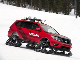Ver foto 19 de Nissan Pathfinder Winter Warrior Concept  2016