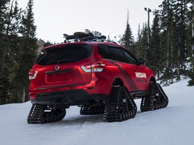 Ver foto 18 de Nissan Pathfinder Winter Warrior Concept  2016