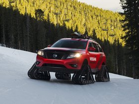 Ver foto 17 de Nissan Pathfinder Winter Warrior Concept  2016