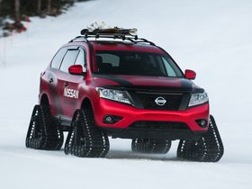 Ver foto 14 de Nissan Pathfinder Winter Warrior Concept  2016