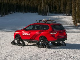 Ver foto 12 de Nissan Pathfinder Winter Warrior Concept  2016