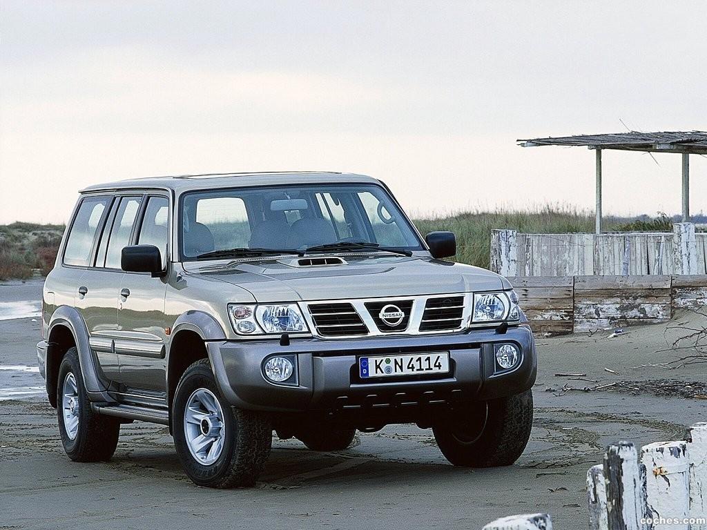 Foto 1 de Nissan Patrol 1997