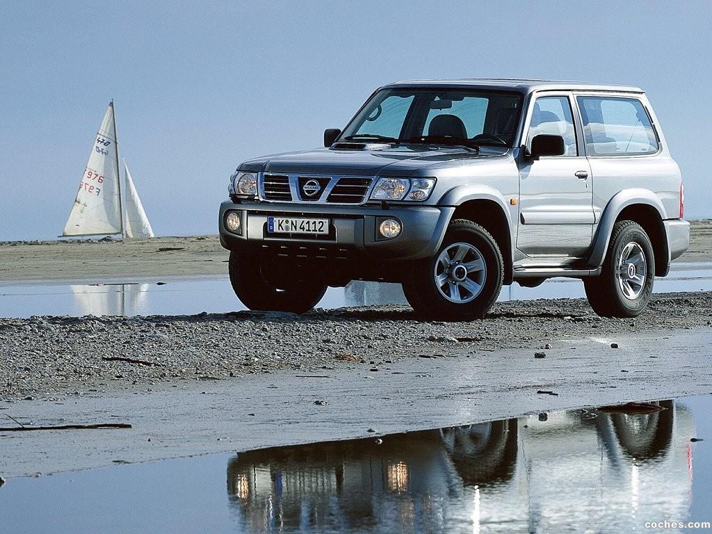 Foto 0 de Nissan Patrol 1997