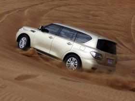 Ver foto 3 de Nissan Patrol 2010