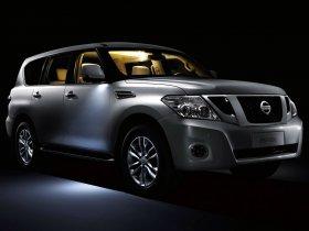 Fotos de Nissan Patrol 2010