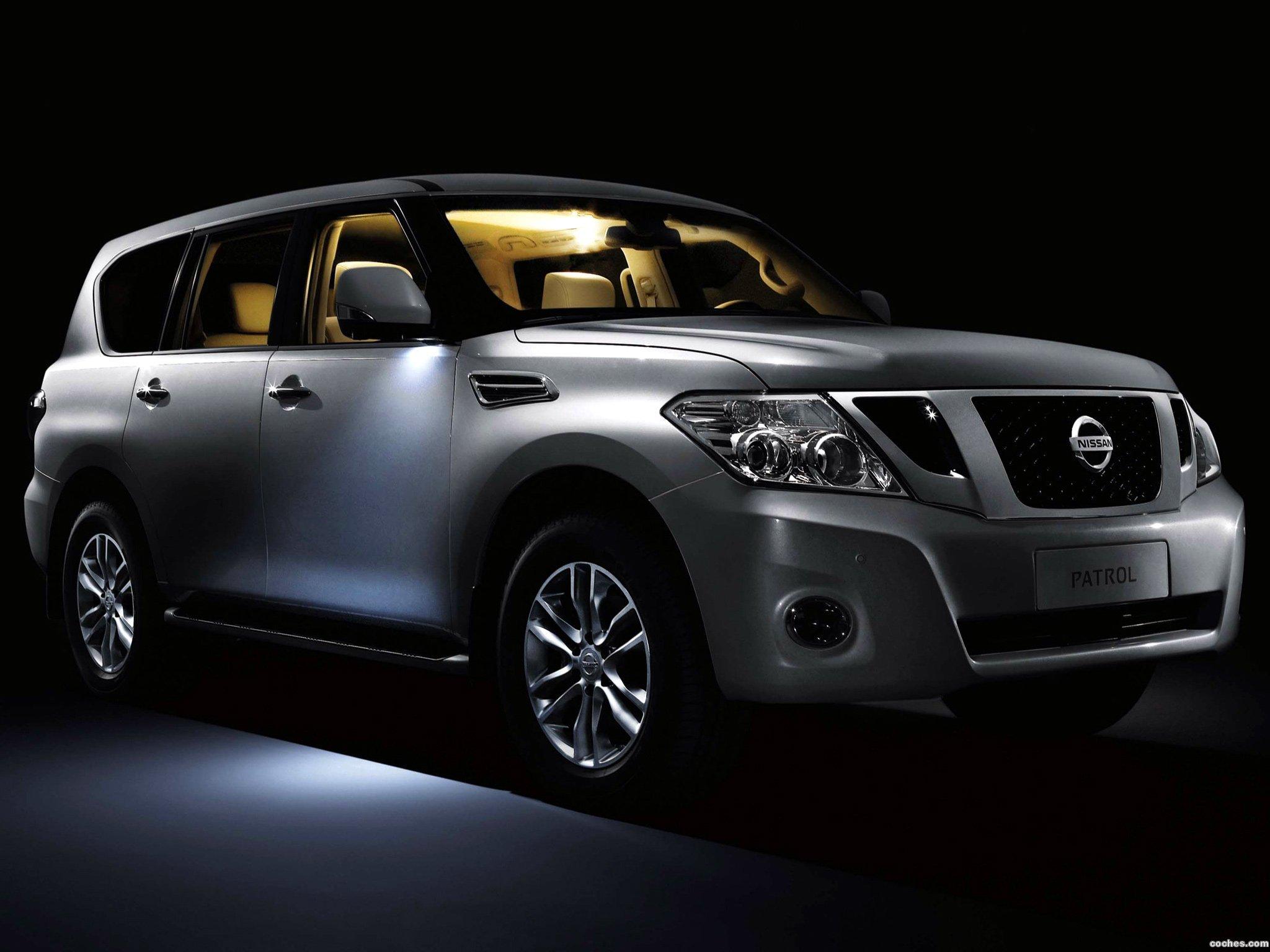 Foto 0 de Nissan Patrol 2010