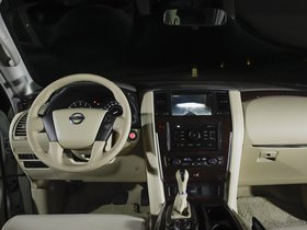 Ver foto 8 de Nissan Patrol Desert Edition 2015