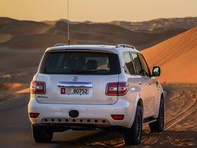 Ver foto 6 de Nissan Patrol Desert Edition 2015