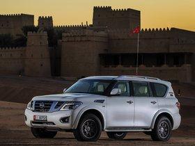 Ver foto 5 de Nissan Patrol Desert Edition 2015