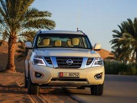 Ver foto 4 de Nissan Patrol Desert Edition 2015