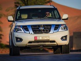 Ver foto 3 de Nissan Patrol Desert Edition 2015