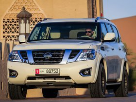 Ver foto 2 de Nissan Patrol Desert Edition 2015