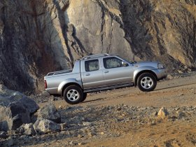 Fotos de Nissan Pick Up 2005