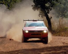 Ver foto 2 de Nissan Pick Up Dakar 2004