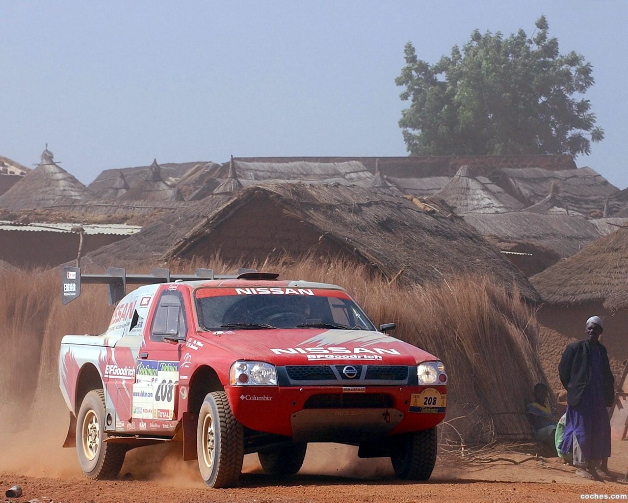 Foto 0 de Nissan Pick Up Dakar 2004