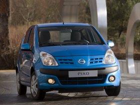 Ver foto 12 de Nissan Pixo 2008