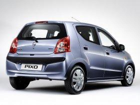 Ver foto 4 de Nissan Pixo 2008