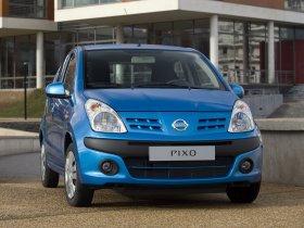Ver foto 2 de Nissan Pixo 2008