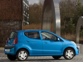 Ver foto 15 de Nissan Pixo 2008
