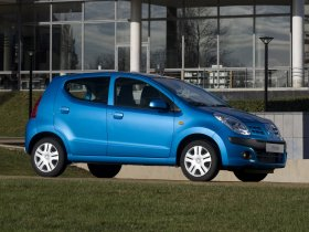 Ver foto 14 de Nissan Pixo 2008
