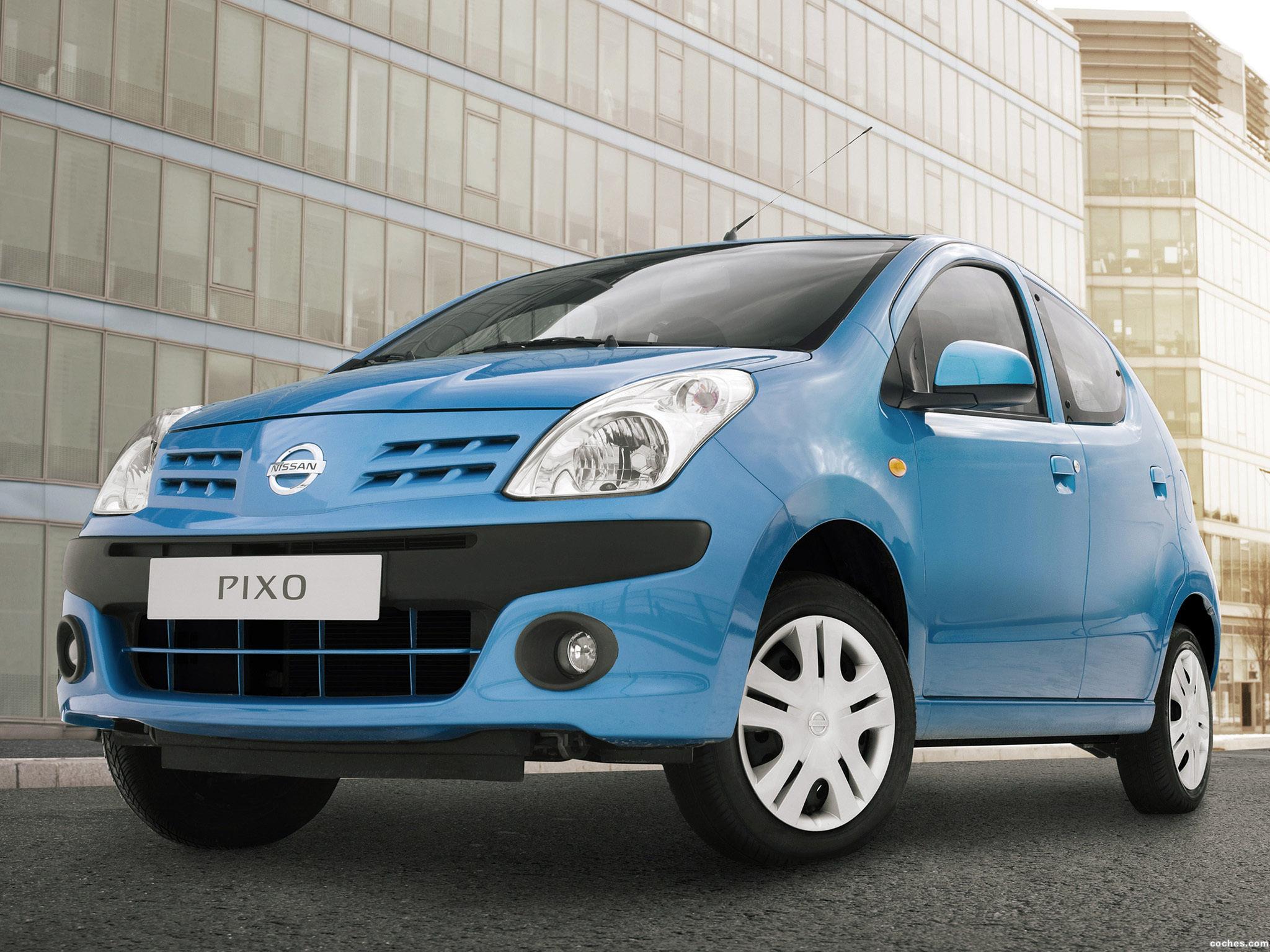 Foto 0 de Nissan Pixo 2008