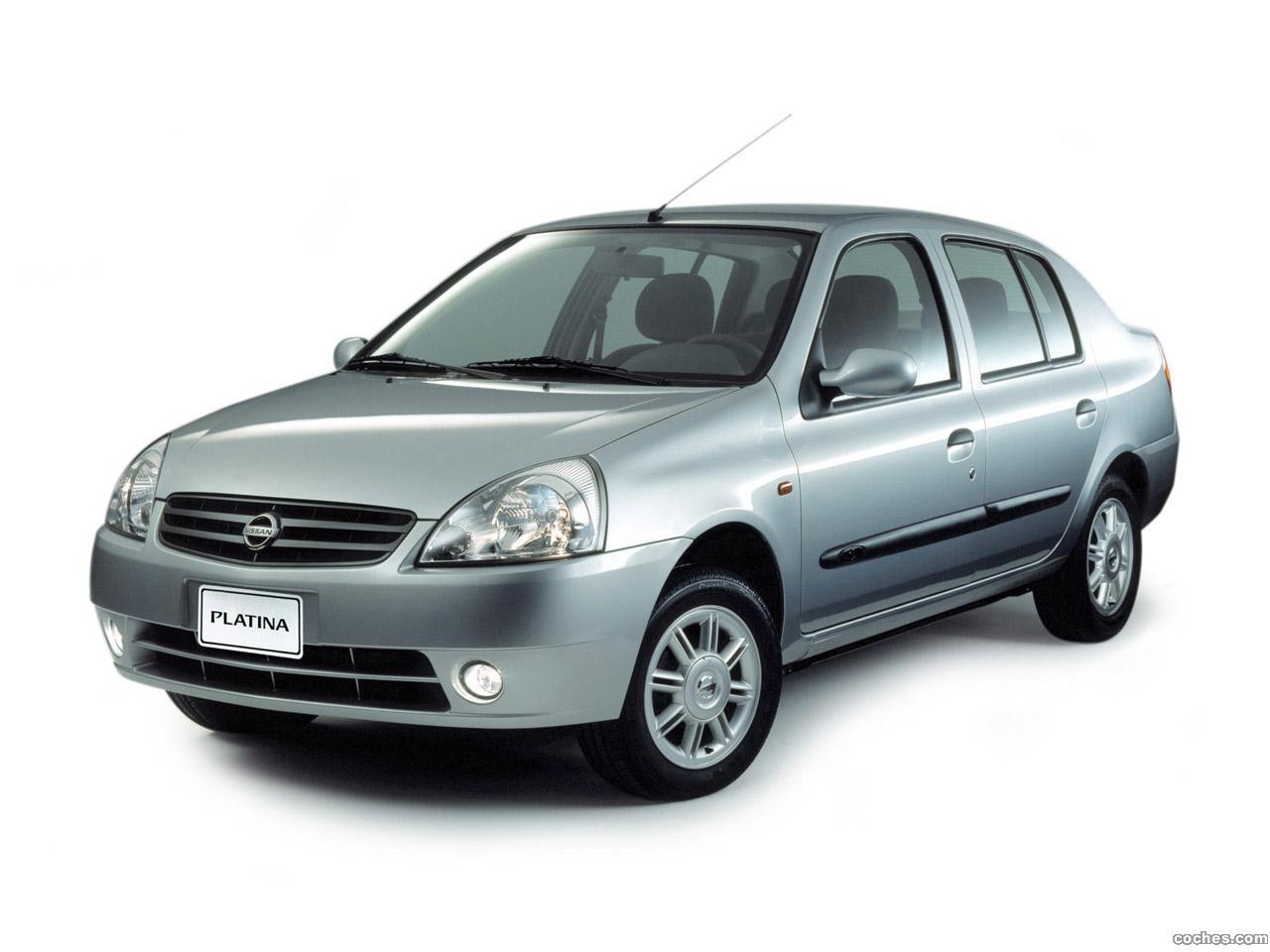 Foto 0 de Nissan Platina 2002